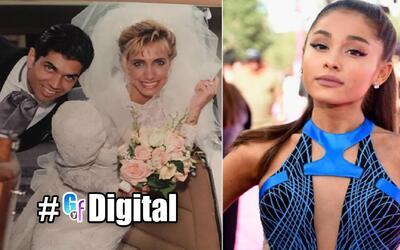 GYF digital: Lili Estefan celebró su aniversario número 24 y Ariana Gran...