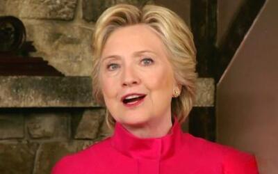 Hillary Clinton hace historia al ser la primera mujer candidata a la pre...