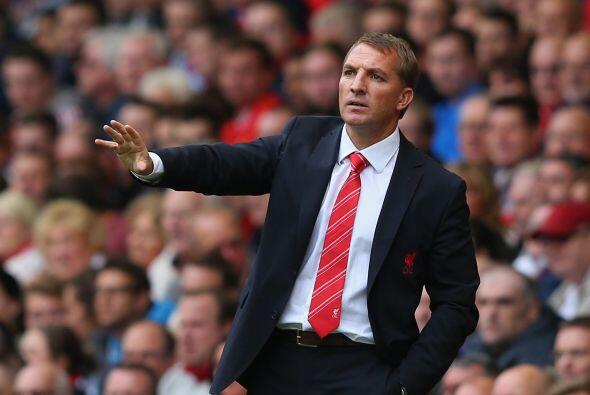 Brendan Rodgers ha hecho que su Liverpool juegue mejor de lo visto el to...