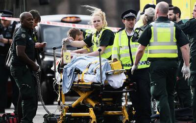 El Estado Islámico se adjudicó el ataque terrorista en el centro de Londres