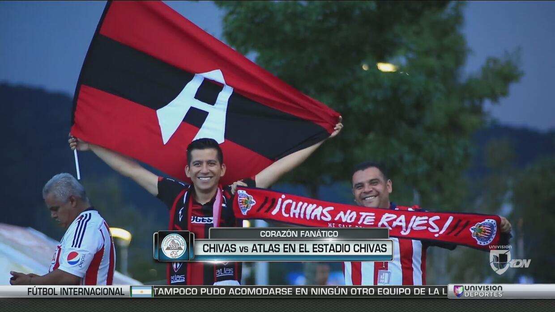 Corazón Fanático: El empate del clásico Tapatío no ahogó la fiesta en la...