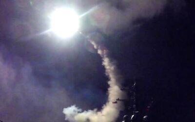 ¿Qué podría pasar tras el lanzamiento de misiles de EEUU contra una base...