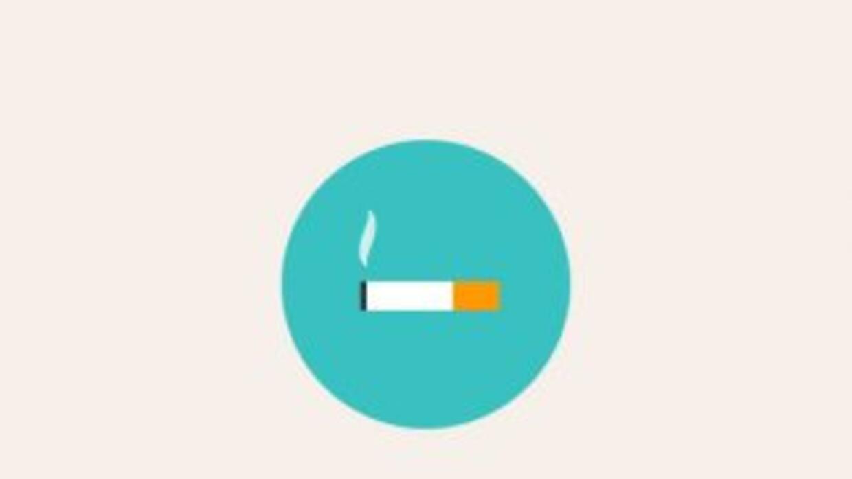 El tabaco reduce las defensas del cuerpo, lo que hace más vulnerables a...