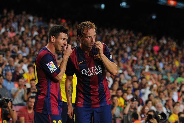 El Barça se ve imponente con las adiciones de Rakitic, Bravo, Ter...