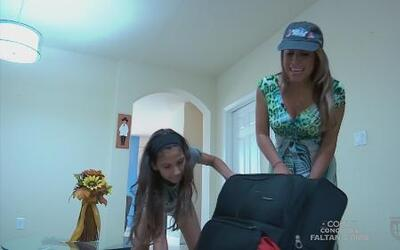 Así se preparan Lindsay Casinelli y Adriana Monsalve rumbo a la batalla...