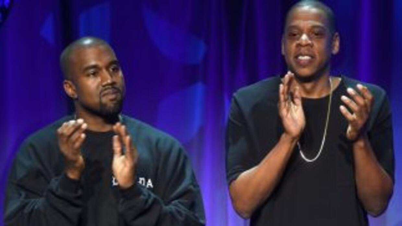Jay Z realizó el lanzamiento de esta plataforma acompañado de otras figu...