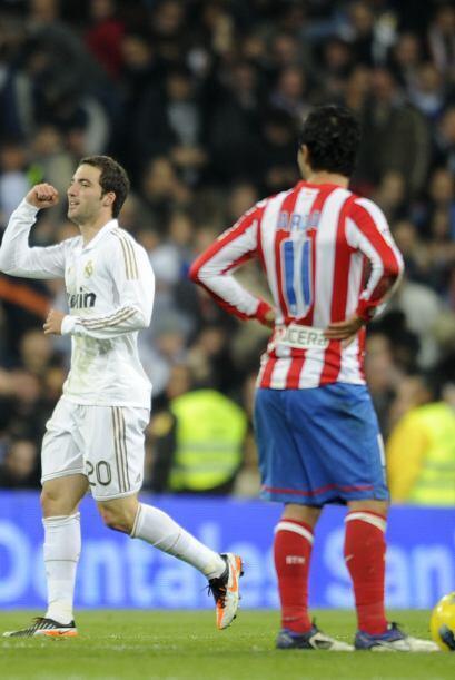 El 'pipita' sigue en racha y el Madrid lo disfruta.
