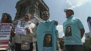 En México recuerdan a los miles de desaparecidos