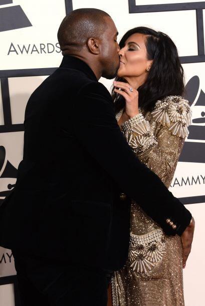 Ni la propia Kim podría creer lo que su esposo estaba haciendo.