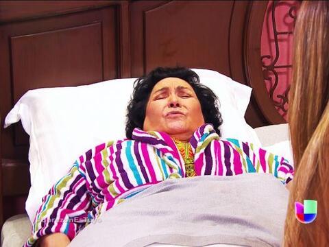 ¡Levántese doña Yolandita! Isabela se enteró...