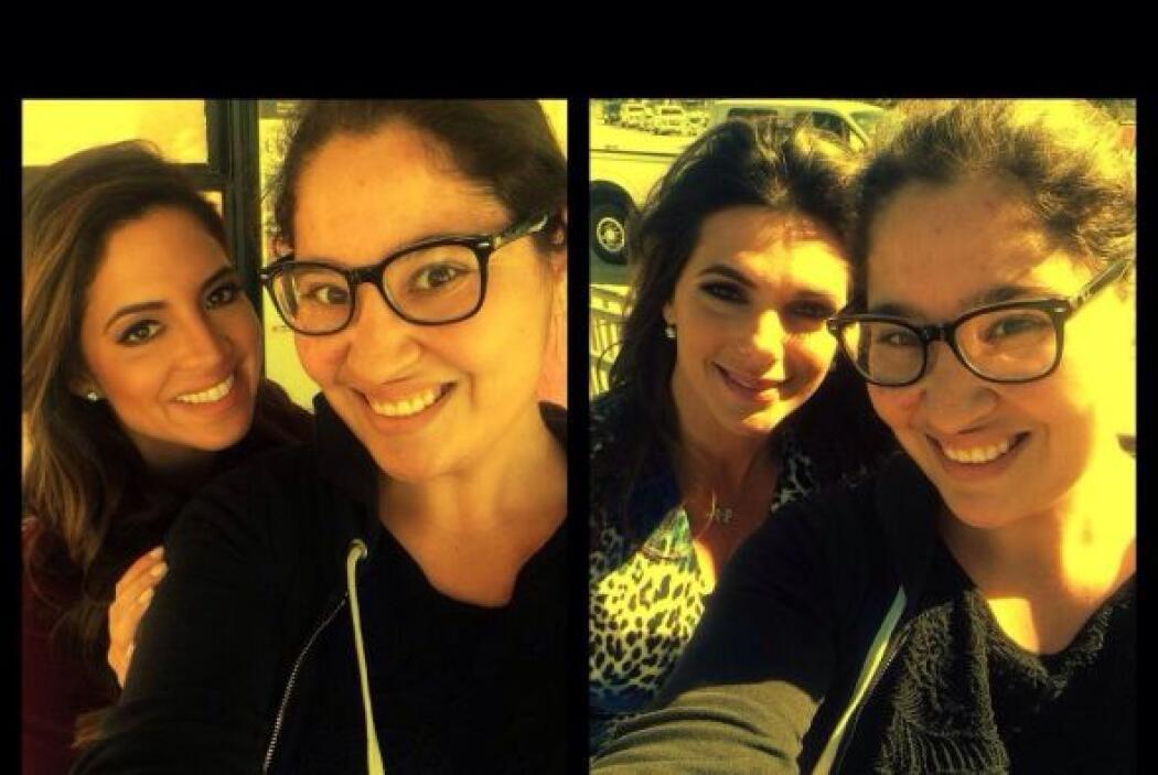 Compartimos con ustedes algunas de las Selfies que nos tomanos durante...