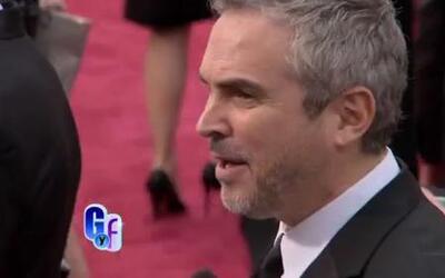 Todos los detalles de lo que sucedió en la alfombra de los Oscars 2014