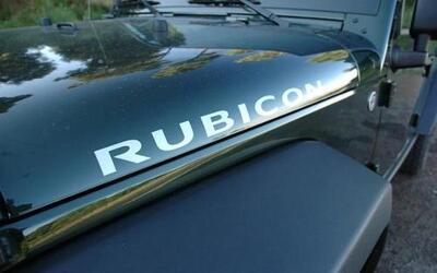 EL Wrangler Rubicon es la versión más famosa de este deportivo utilitario.