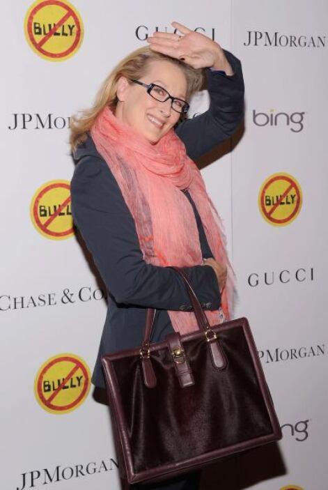 'Forbes' afirmó que Streep con 62 años, tiene una de las carreras más en...