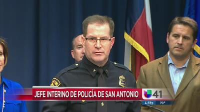 Anthony Treviño, nombrado jefe de policía interino