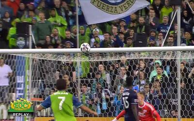 ¡Impresionante! Seattle Sounders remonta tres goles y empata al Revoluti...