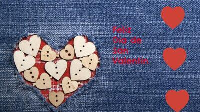 Manualidades para celebrar San Valentín