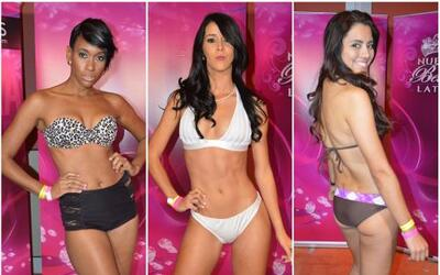 Puertorriqueñas en bikini dipuestas a matar