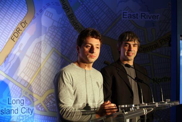 En conjunto Larry y Sergey tienen un patrimonio de $18.4 millones.