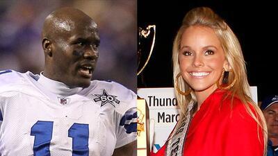 El jugador de los Vaqueros de Dallas y Miss Texas USA no se van a casar,...