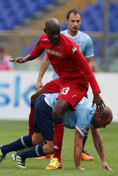 Mejor lugar en el Estadio Olímpico de Roma no pudo encontrar Victor Ibar...