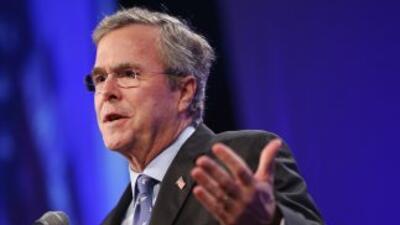 Incertidumbre por la postulación de Jeb Bush