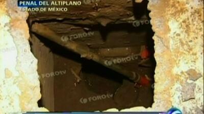 Imágenes de la celda de Joaquín El Chapo Guzmán