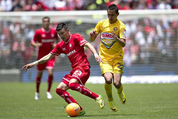 Jugó los 90 minutos, dio el pase para gol a Raúl Nava, tiró una vez a po...