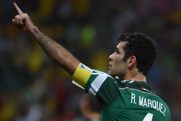 Rafael Márquez es sin duda uno de los mejores jugadores que M&eac...