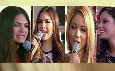 Jomari les dio terapia a las chicas de Nuestra Belleza Latina Parte 2