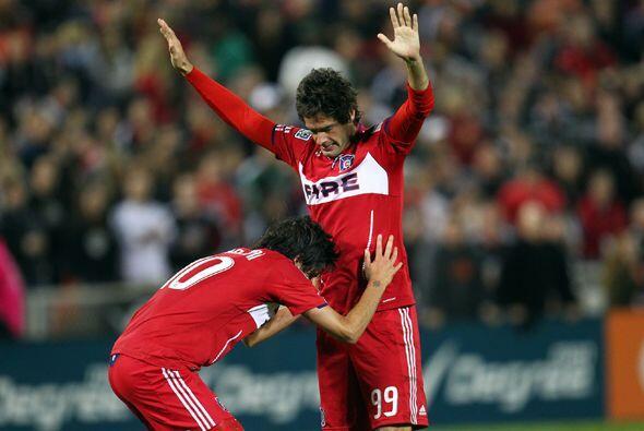 Año 2011: El éxtasis para el Fire llegó a los 90+5 cuando el uruguayo Di...