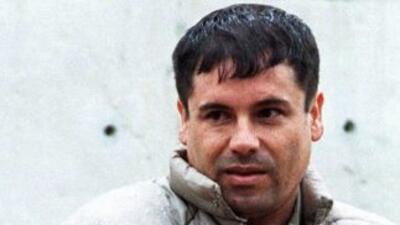 Joaquín Guzmán Loera, alias El Chapo, capo del cartel de Sinaloa.