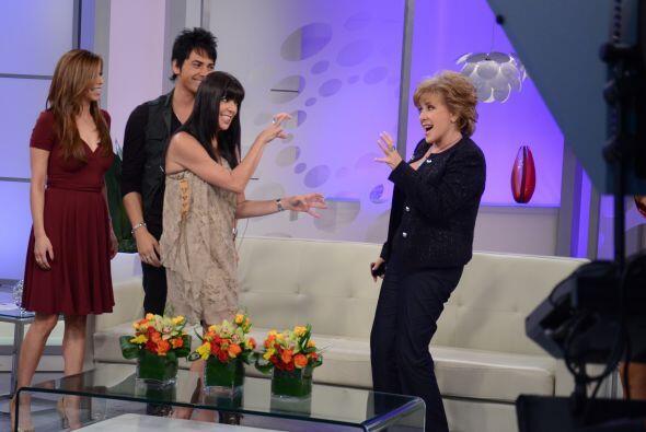 Con las garras bien afiladas llegó la actriz colombiana Isabella...