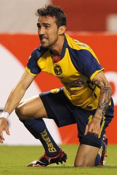 Vicente Sánchez fue de lo poco rescatable del América ya q...
