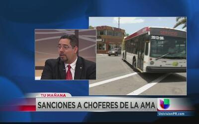 """Director de AMA, Alberto Figueroa, dice """"el servivio no se vio afectado"""""""