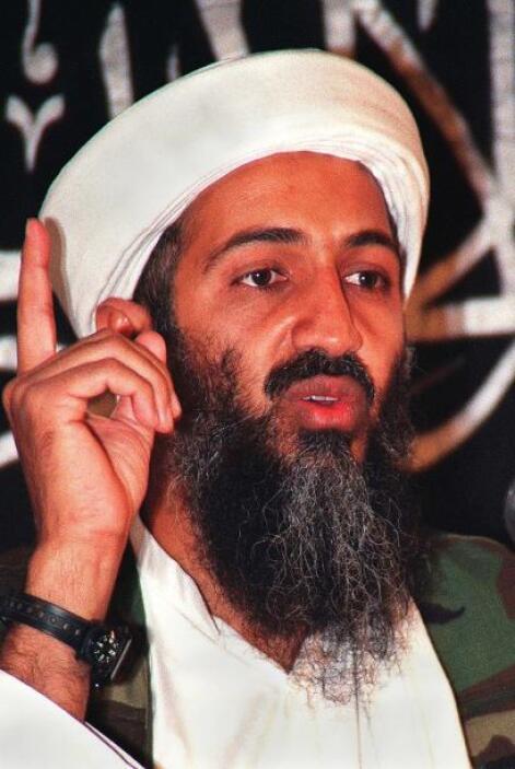 Al-Qaeda asegura tener una cinta grabada por Bin Laden, una semana antes...