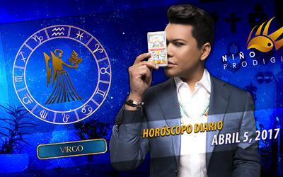 Niño Prodigio - Virgo 5 de abril 2017