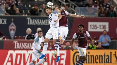 Christian Ramirez Minnesota United vs Colorado Rapids