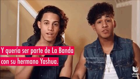 De La Banda a CNCO: La evolución de Richard Camacho