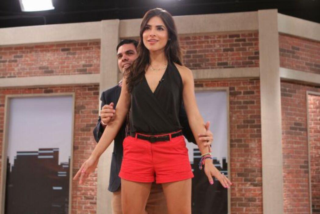 El primer acercamiento de Marrero con Univision se dio como coreógrafo d...