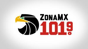 Musica-Zona MX 101.9 new logo