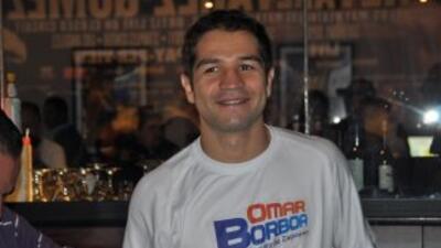 Alfonso Gómez peleará contra Shawn Porter.