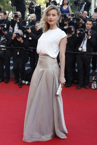 Amber Heard además de actriz, también es modelo. ¡Sabemos que sabe de pa...