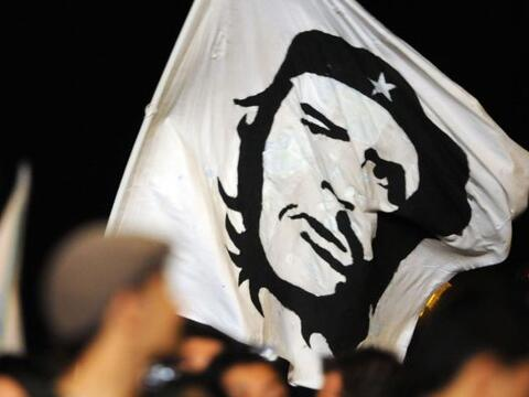 La vida del líder revolucionario Ernesto 'El Ché' Guevara...