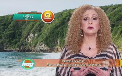 Mizada Libra 22 de mayo de 2017