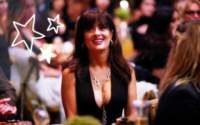 Salma Hayek Spike TV's Guys Choice 2015
