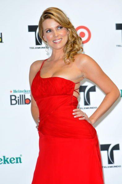 La actriz colombiana Maritza Rodríguez también comparte en...