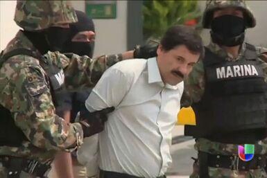 """La caída de """"El Chapo"""""""