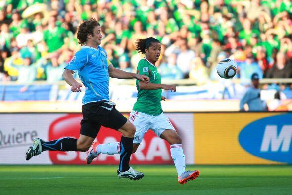 México cerró la fase de grupos ante Uruguay, los dos llega...
