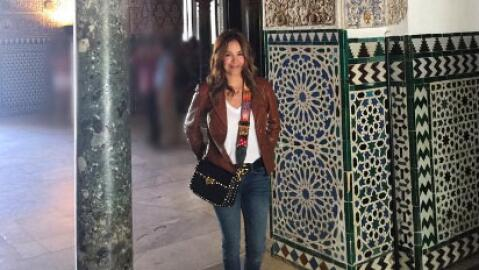 Karla Martínez en Sevilla